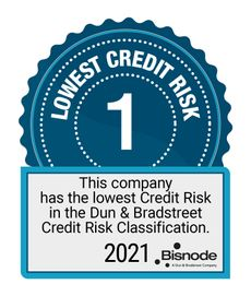 Dun & Bradsheet Credit Risk Classification -merkki